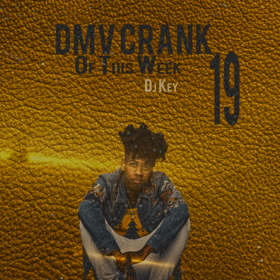 DMV Crank Of This Week #19 DJ Key front cover