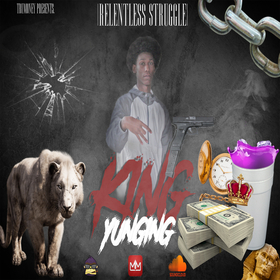 Relentless Struggle King Yungin front cover