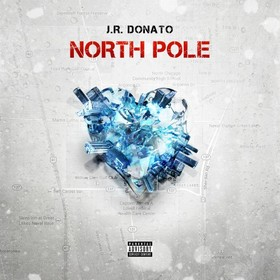 North Pole J.R. Donato front cover