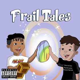Frail Tales Frail Boys front cover