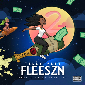 Fleeszn 2 Telly Flee front cover