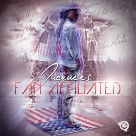 Fan Affiliated Jacquees front cover