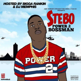 Power 2 Bossman Stebo front cover