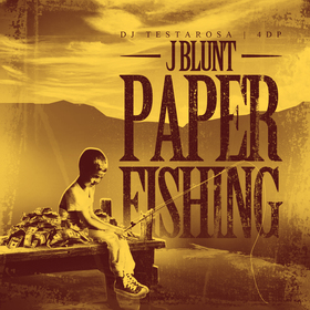 Paper Fishing J Blunt front cover