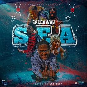 Speedway $ea $ea front cover