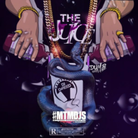 The juice Hosted By Dj D Reed Dj D Reed front cover