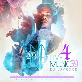 Live 4 Music 39 DJ Jay Rock front cover