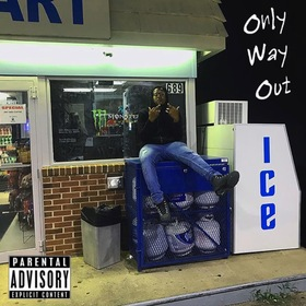 Only Way Out Ahunter6 front cover