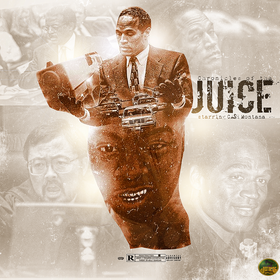 Chronicles Of The Juice C.A.$.H. Montana front cover