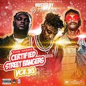 This Weeks Certified Street Bangers Vol.28 DJ Mad Lurk front cover