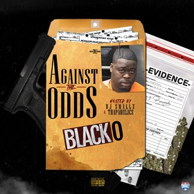 Against The Odds Black O front cover