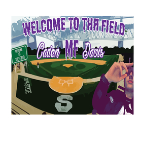 Welcome To The Field Caden MF Davis front cover