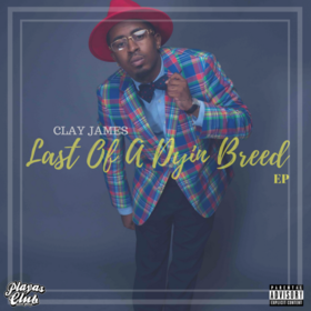 Last Of A Dyin Breed Clay James front cover