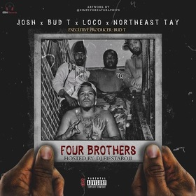 4 Brothers 6304  front cover