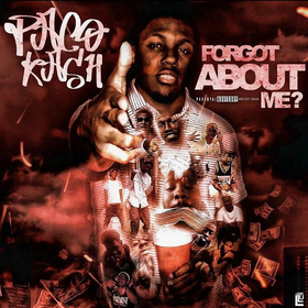 Paco Ka$h - Forgot About Me? TyyBoomin front cover