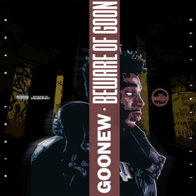 Beware Of Goon Goonew front cover