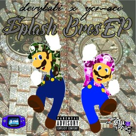 Splash Bros EP YCM ACE front cover