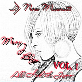 """ALL HAIL THE QUEEN"" VOL.1 DJ Nero Maserati front cover"