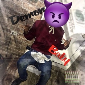 ItsKeith - Demon Baby MellDopeAF front cover