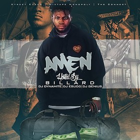 A.M.E.N (Hosted By Billard) DJ Dynamite front cover