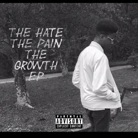 The Hate, The Pain, The Growth TNT front cover