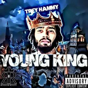 Young King Trey Hammy  front cover