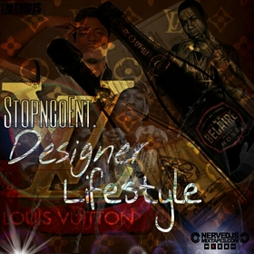 Designer Lifestyle Producer Dj chuck t front cover