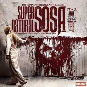 Super Natural Sosa Zone 6 Sinister front cover