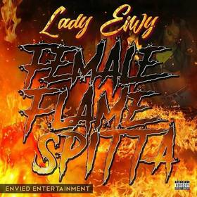 Lady Envy (Female Flame Spitta) DJ Stop N Go front cover