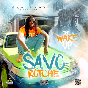 The Wake Up Savo Rotchie front cover