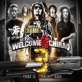 Welcome 2 Chiraq 3 (Hosted By Chaboki) DJ Young JD front cover