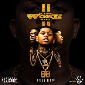 Lite Work 2 Yella Beezy front cover