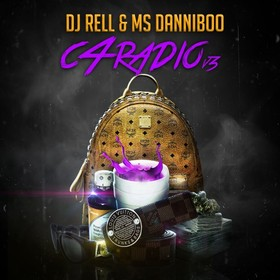 C4 Radio Vol. 3 DJ Rell front cover