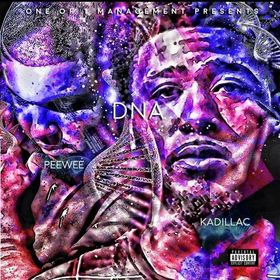 DNA KADILLAC N PEEWEE front cover