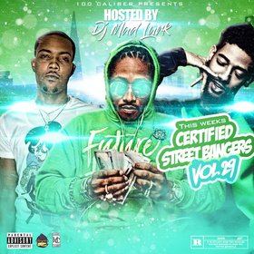 This Weeks Certified Street Bangers Vol.29 DJ Mad Lurk front cover
