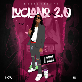 Luciano 2.0 Lil Dude front cover