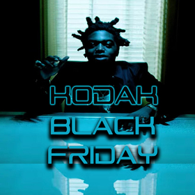 Kodak Black (Black Friday) DJ Ron Viper front cover