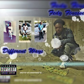 Different Ways Fedy Finesse  front cover
