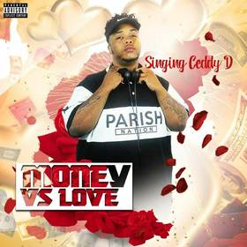 Money Vs Love Ceddy D front cover