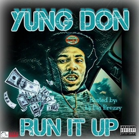 Run It Up Dj Illy Jay front cover