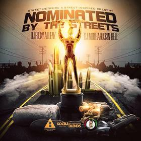 Nominated By The Streets DJ Ricky Allenz front cover