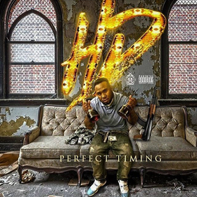 HD - Perfect Timing TyyBoomin front cover
