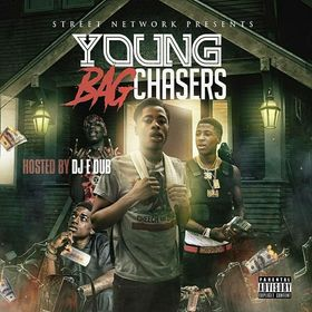 Young Bag Chasers #YBC Dj E-Dub front cover