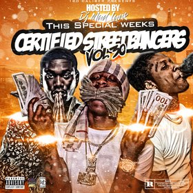 This Special Weeks Certified Street Bangers Vol. 30 DJ Mad Lurk front cover