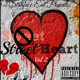 Street Heart Yung Bankhead front cover