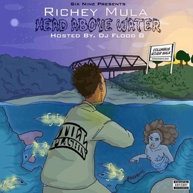 Head Above Water Richey Mula front cover