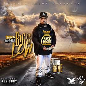 Big For Da Low Yung Kane front cover
