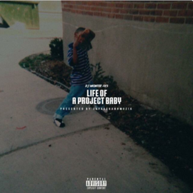 Life Of A Project Baby Dj Montee 2x's front cover