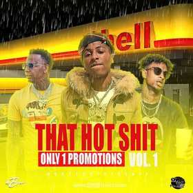 That Hot Shit Only 1 Promotion front cover