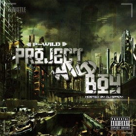 Project Wild Boy P-Wild front cover